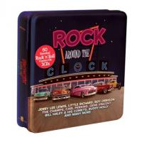 CDBOX ROCKAROUND CLOCK