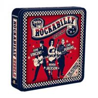 CDBOX ROCKABILLY REBELS